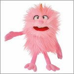 Living Puppets hand puppet Bonsche - Monster to go!