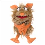 Living Puppets hand puppet Flausi - Monster to go!